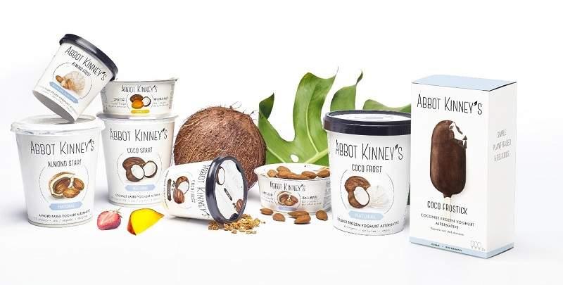 yoghurt and ice cream alternatives