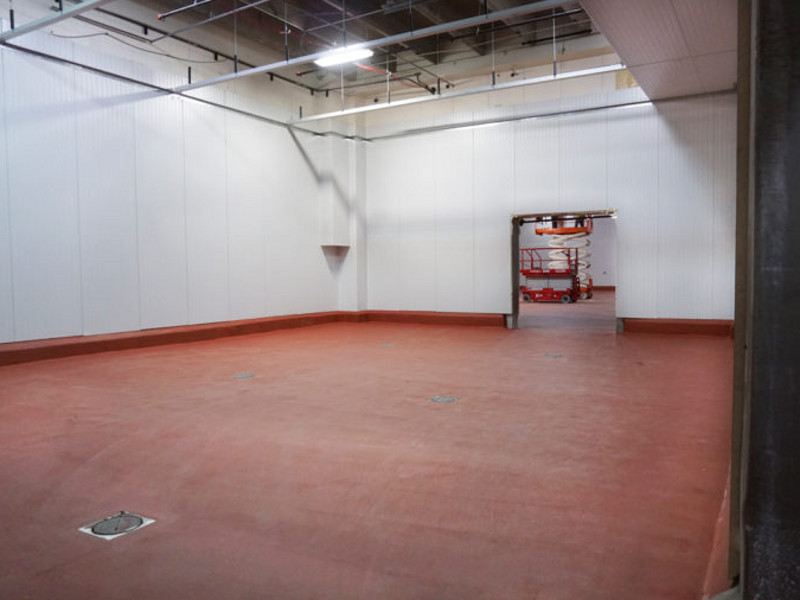 Stampede Meat is renovating an existing 285,000ft² facility. Image courtesy of Stampede Meat.