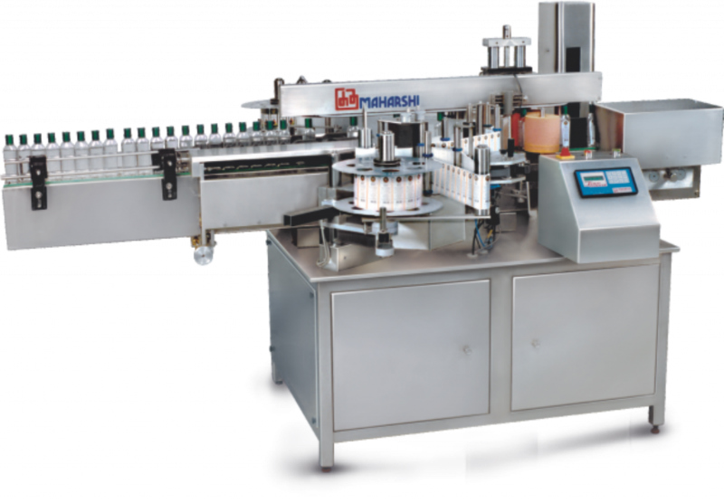 double-sided labelling machines.