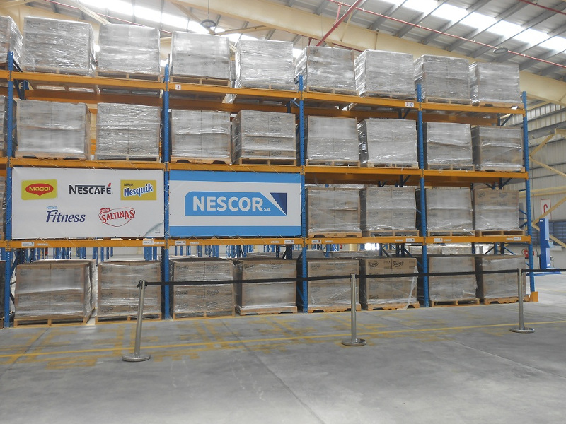 NESCOR, a joint venture of Nestlé and Corporación Alimentaria, commenced temporary operations at Mariel Special Development Zone in June 2018. Image courtesy of ZED Mariel.
