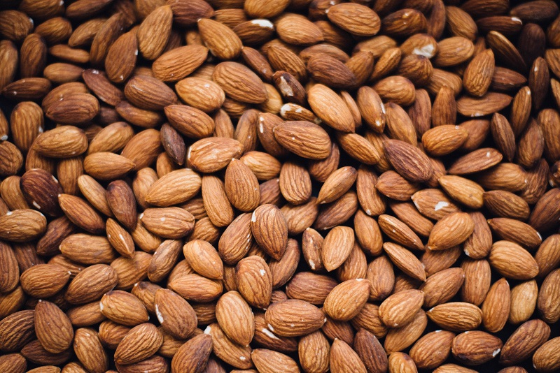 Blue Diamond Growers almonds