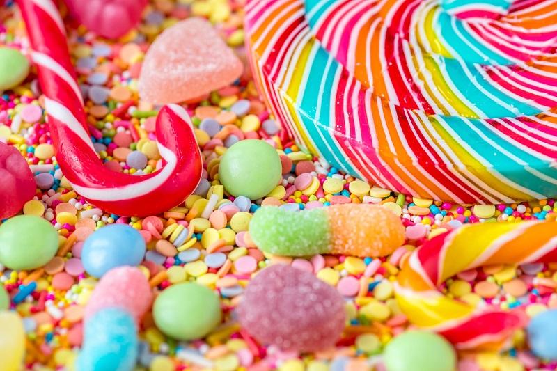 Nestle Romania sweets