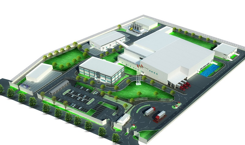 Givaudan's new flavours manufacturing facility in Pune