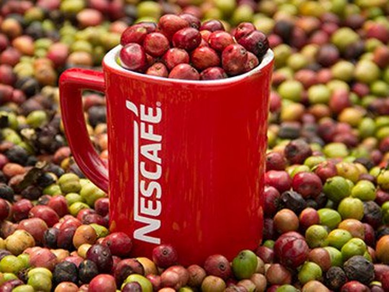 Nestlé's new coffee producing plant in Veracruz will process 20,000t of green coffee beans a year. Image: © 2019 Nestlé.