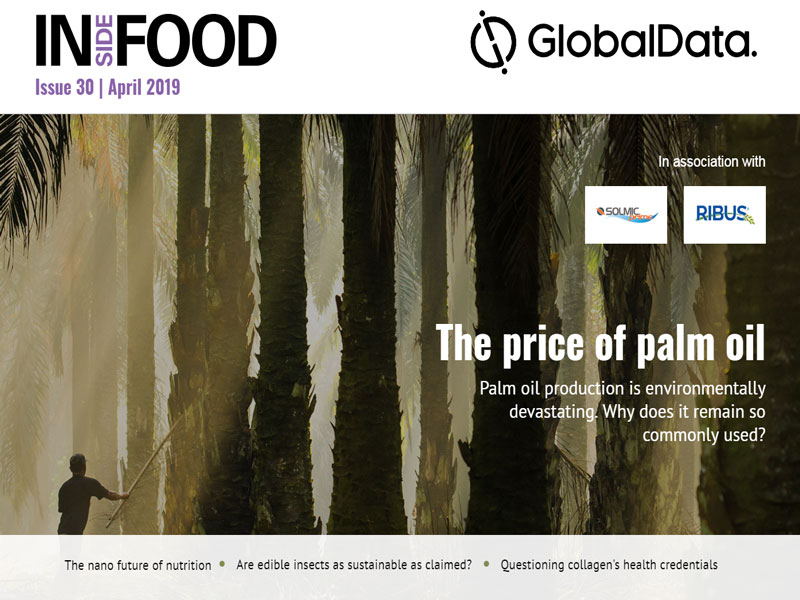 In the new issue of Inside Food: the cost of palm oil production