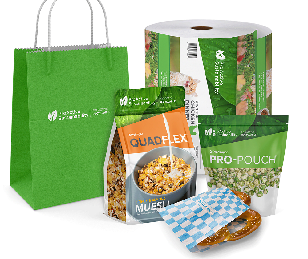 recyclable sustainable packaging
