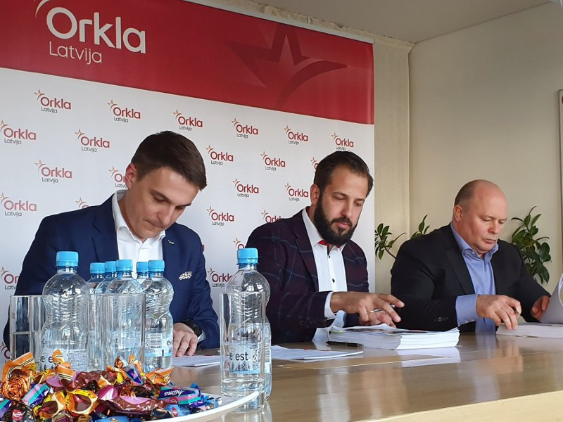 Merks was selected for the construction of Laima's new confectionery production facility. Image courtesy of Merko.