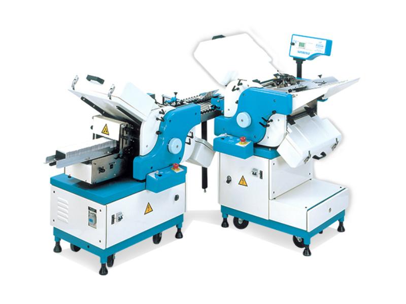 friction folding machine