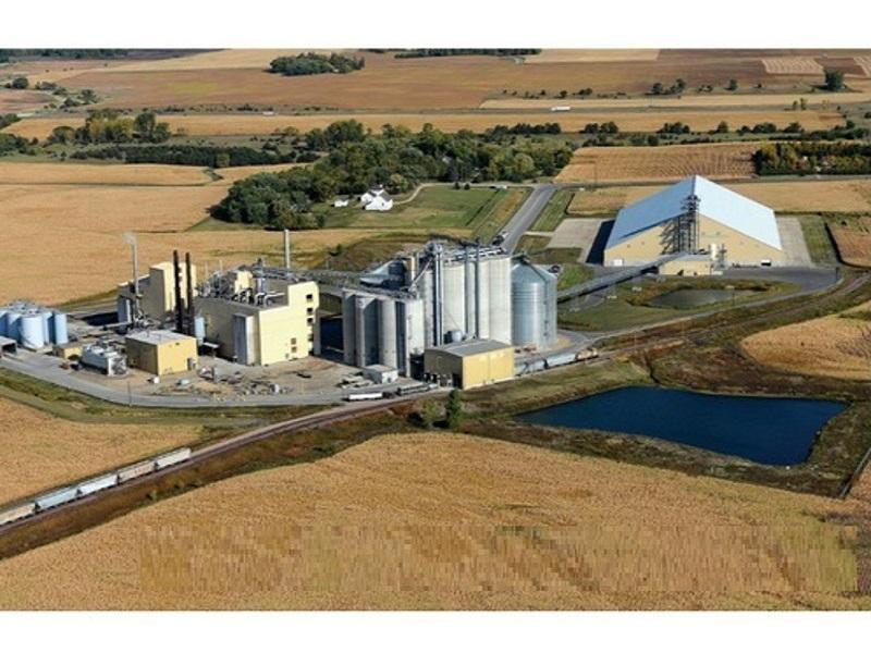 CHS also operates a crushing facility near Fairmont. Credit: CHS Inc.