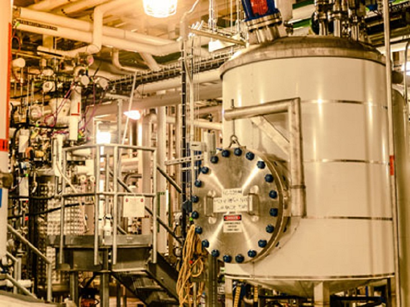 Avansya's new fermentation facility in Blair, Nebraska. Credit: Cargill, Incorporated.