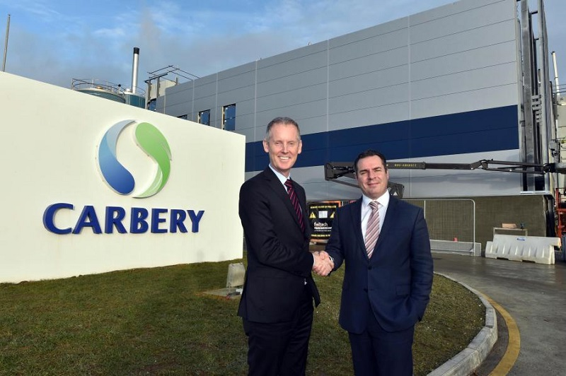 EIB loan backs Carbery Group's innovation and internationalisation plan. Credit: The European Investment Bank.