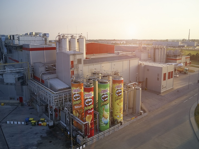 Kellogg's Pringles Production Facility Expansion