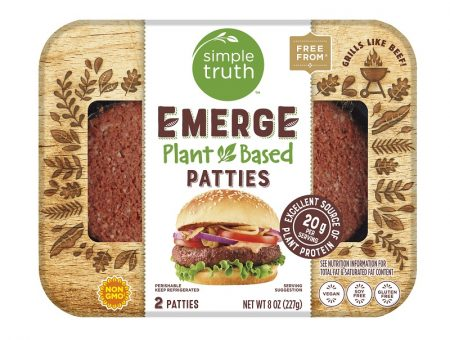 Kroger launches private label plant-based fresh meat in US