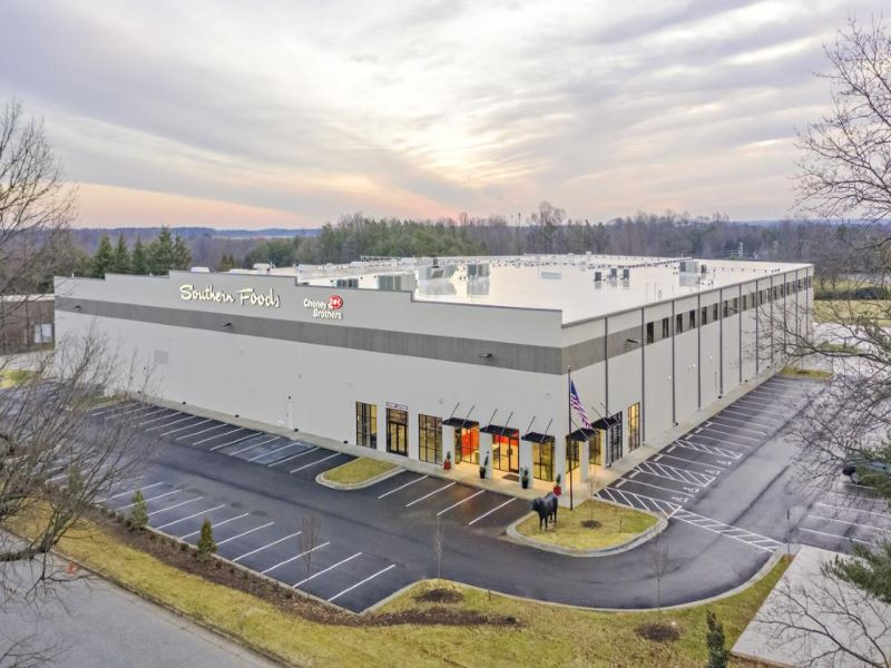 The new facility will facilitate the long-term growth of the company. Credit: Global Cold Chain Alliance.