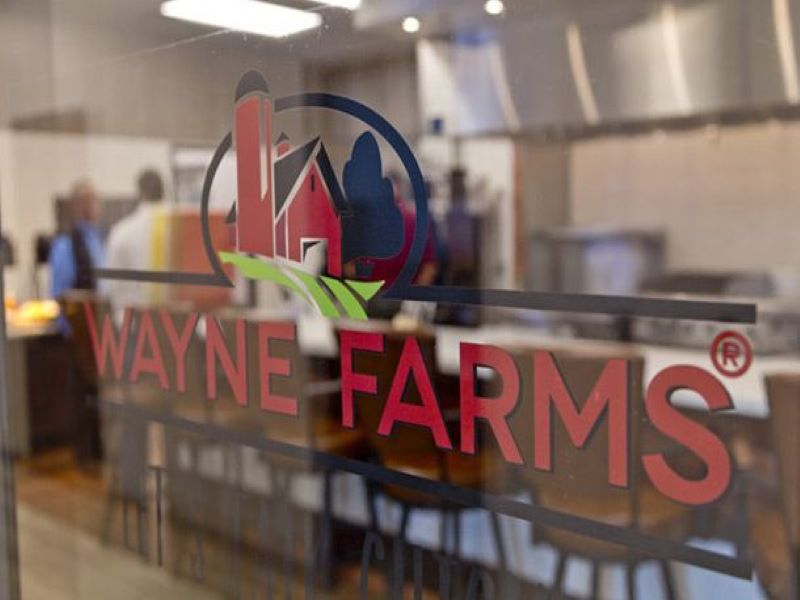Wayne Farms is headquartered in Oakwood, Georgia. Credit: Pas Reform.