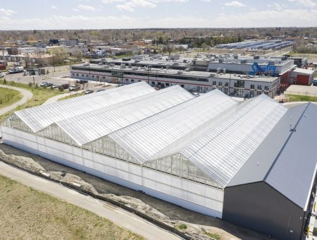 Gotham Greens inaugurates new greenhouse in US