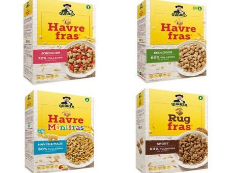 Orkla to acquire PepsiCo's breakfast cereal brand Havrefras