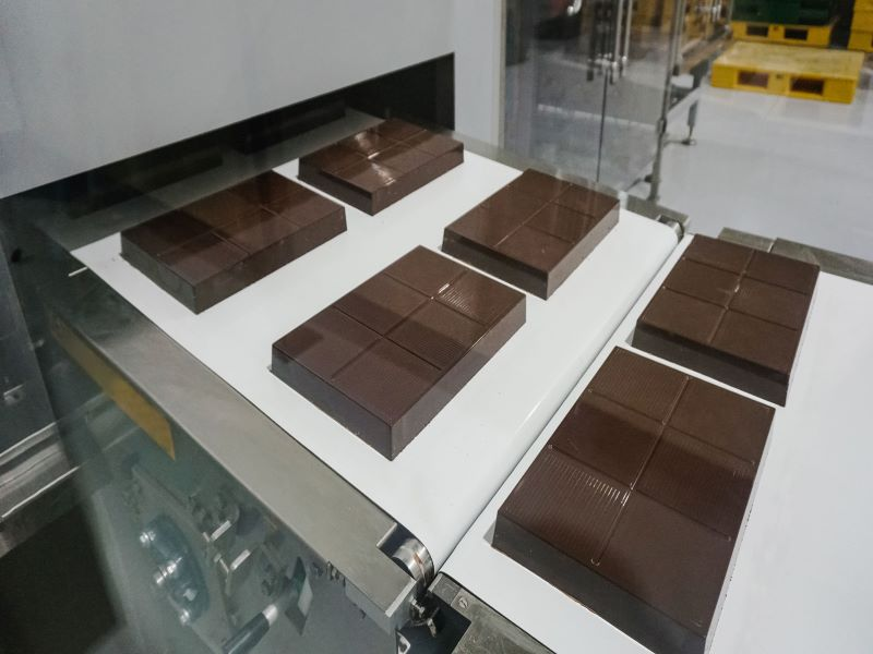 Barry Callebaut's Senoko Chocolate Factory Expansion