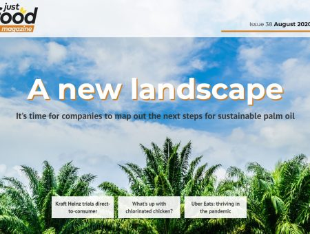 A new landscape: new issue of just-food out now!