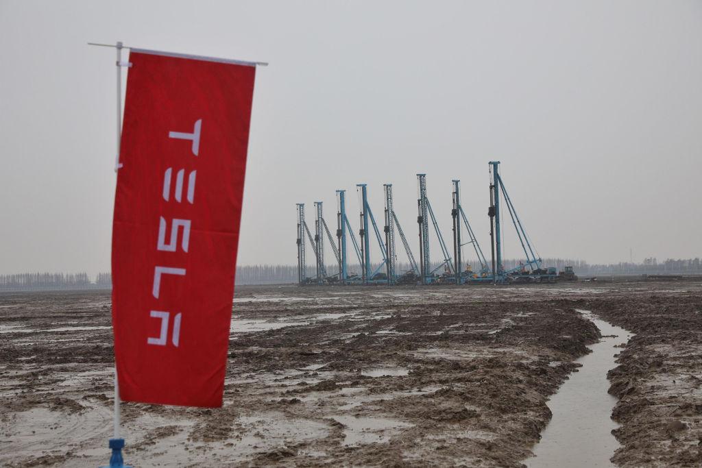 Tesla-Shanghai-FDI