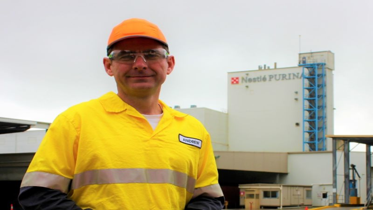 The Blayney facility is being expanded with new equipment to increase its production capacity. Credit: Nestlé.