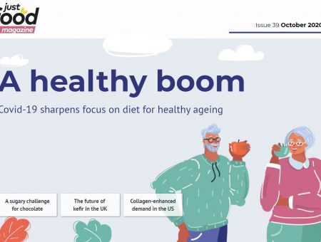 A healthy boom: new issue of just-food out now!