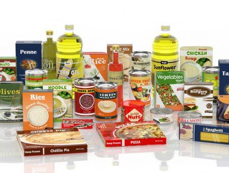 Top food companies 2020