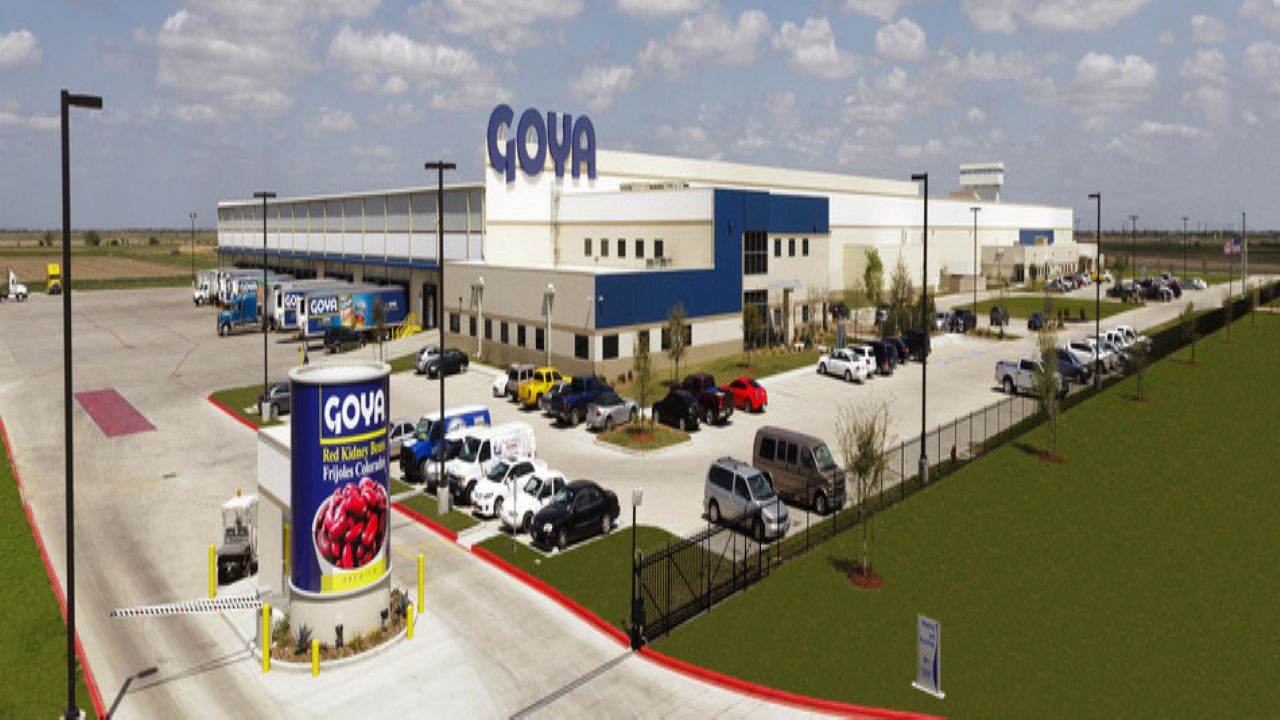 Goya Foods Brookshire facility expansion
