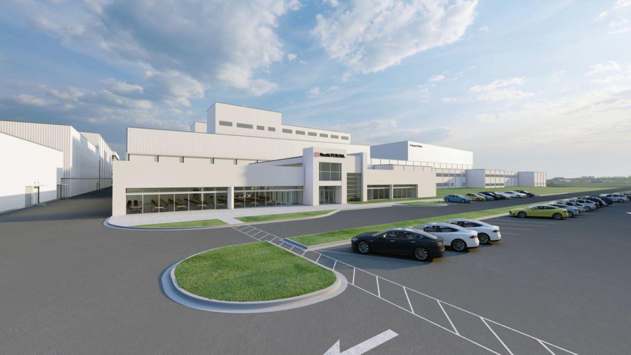 Nestle Purina's New Ohio Factory