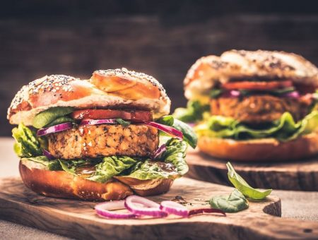 EU residents trusted to understand what veggie burgers are