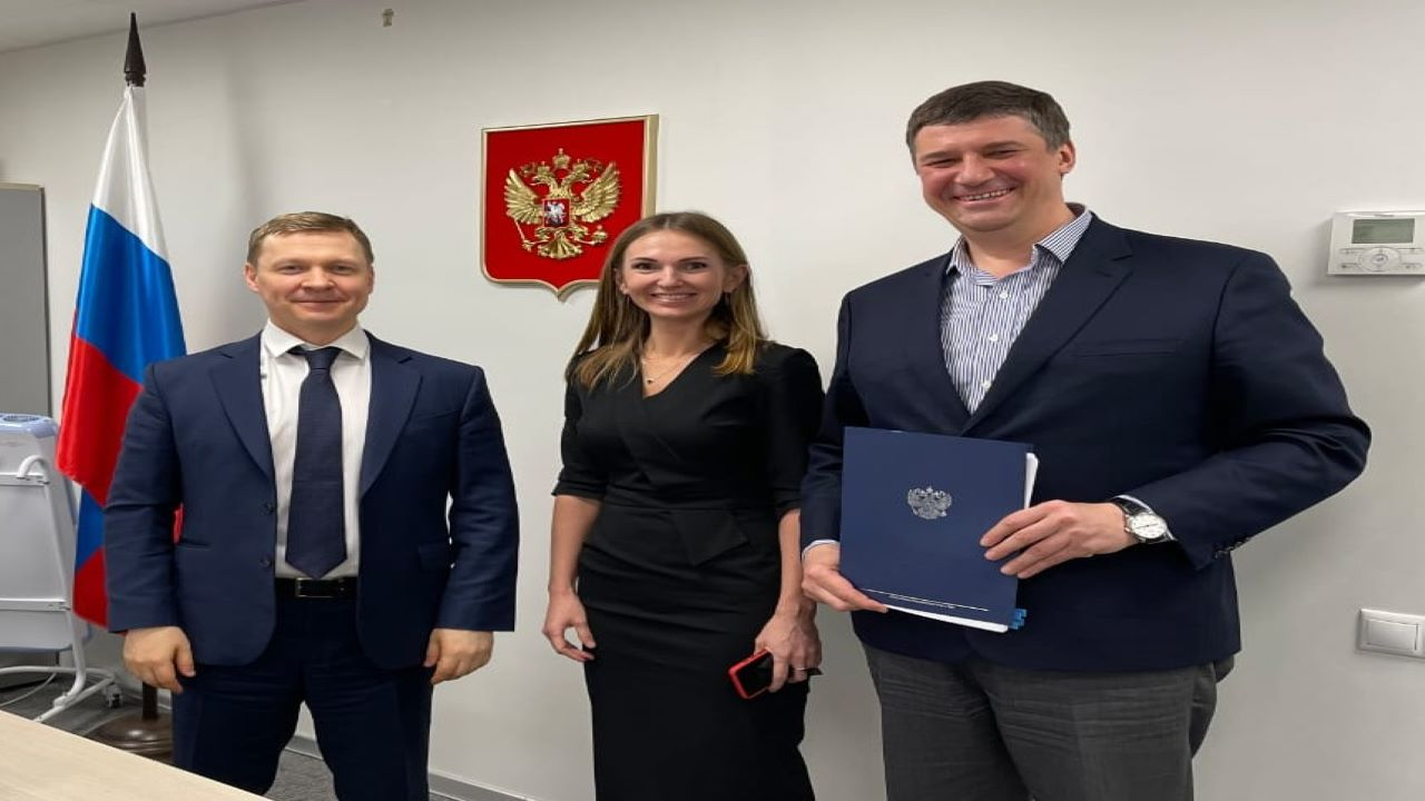 Cherkizovo Group entered an investment protection and promotion agreement for the new oil extraction plant in the Yeletsky District in January 2021. Credit: Cherkizovo Group.