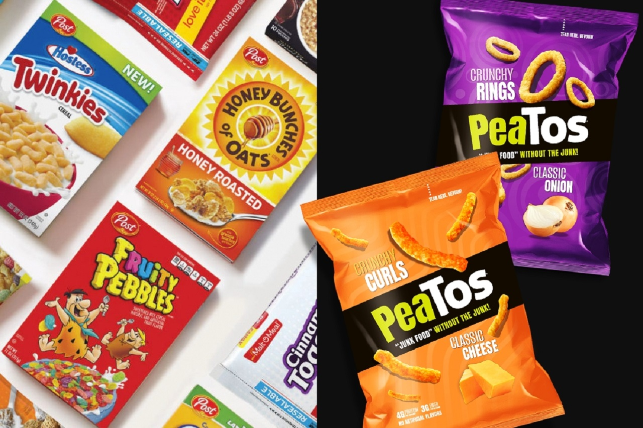 Snack brand PeaTos
