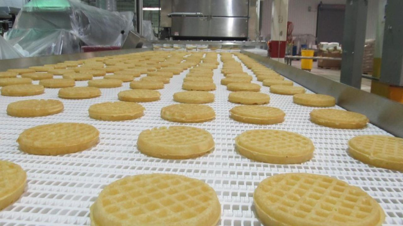 US Waffle Company joined the Pickens County business community with the new facility. Credit: Alliance Pickens.