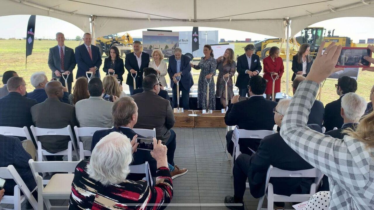 Cacique is investing $88m in the new dairy processing facility in Amarillo, Texas, US. Credit: Amarillo Economic Development Corporation.