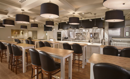 The kitchen is equipped with full consumer-oriented facilities including outdoor barbeque.