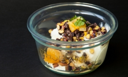 Chobani yoghurt