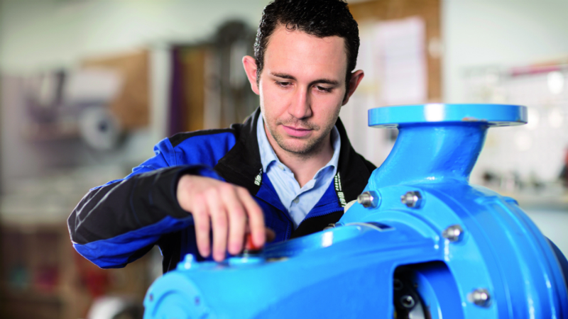 ANDRITZ is the ideal service partner for pump development, design, and manufacture.