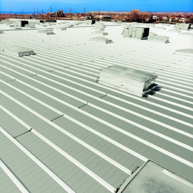The MR-24 roof system is the industry's first standing seam metal roof system, with more than 40 years of proven, in-place weather-tight performance.