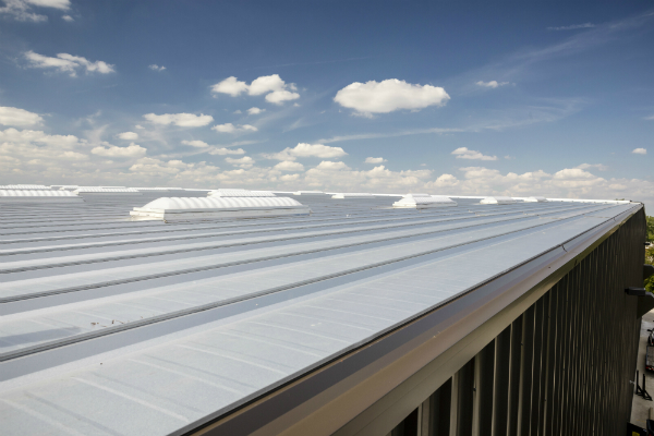The SunLite Strip daylighting system reduces energy costs and enhances employee productivity.