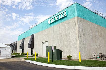 Buler Food Innovation Center, Plymouth, Minnesota, US
