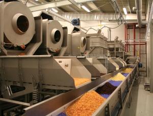 Muesli production