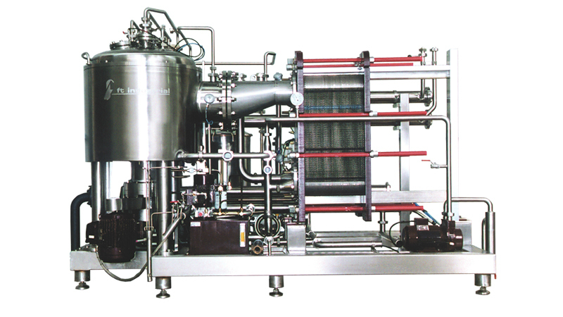 CT thin-film evaporator