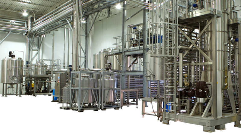 Flavourtech's Integrated Extraction System