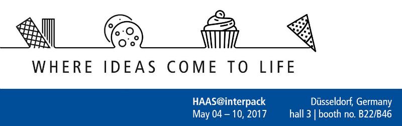 Haas at Interpack