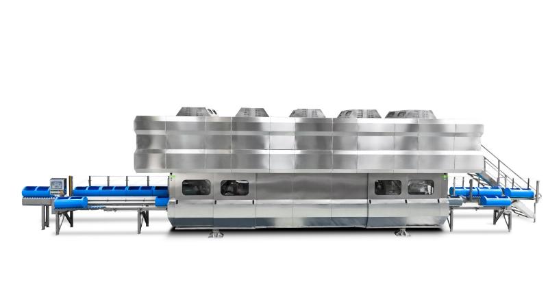High-pressure processing equipment