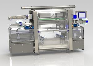 QX-775-Flex tray sealer
