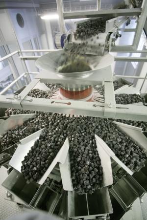 Lozenge manufacture