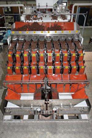 Ishida's complete weigher machine.