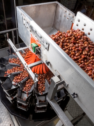 Multihead weigher processing dates
