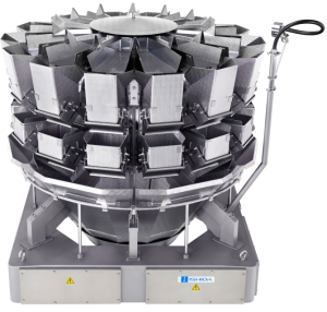 The RV series: Ishida Europe's newest range of multihead weighers.